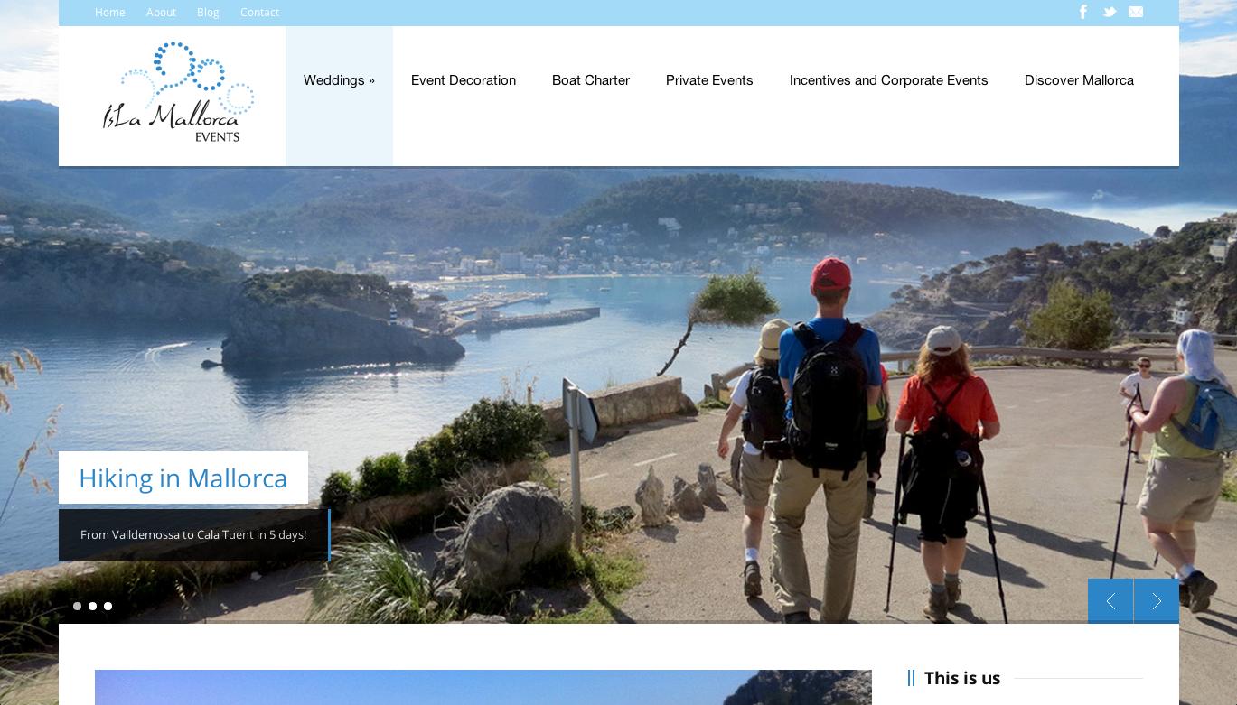 Folder Design, Web Site Setup & Training Camps