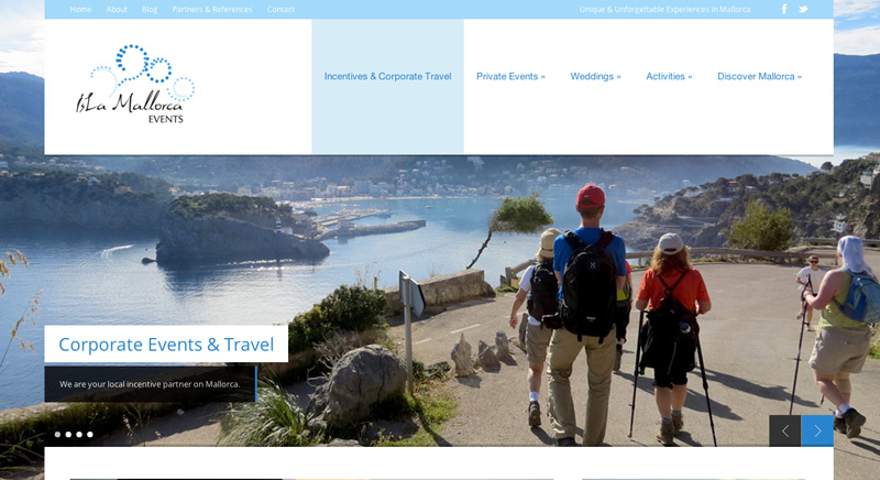 Web Site Setup Done! (Well, almost…)