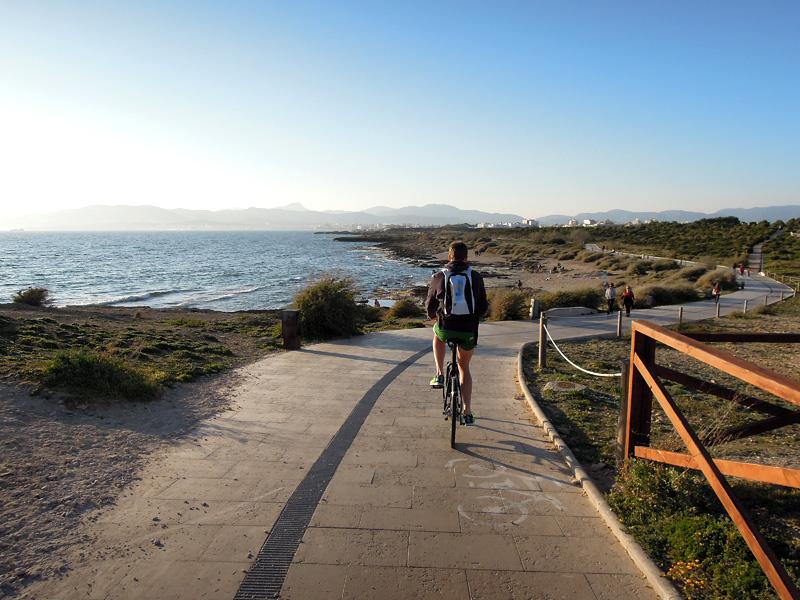 Dagar med jobb och ledigheter på Mallorca