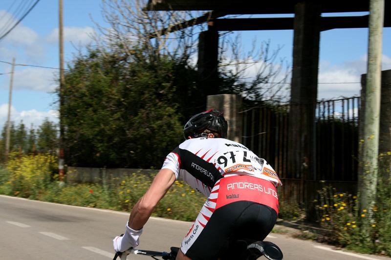 Cykeltävling & cykeltur med konferensgrupp