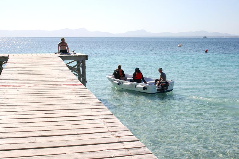 Snart årets första träningsläger på Mallorca