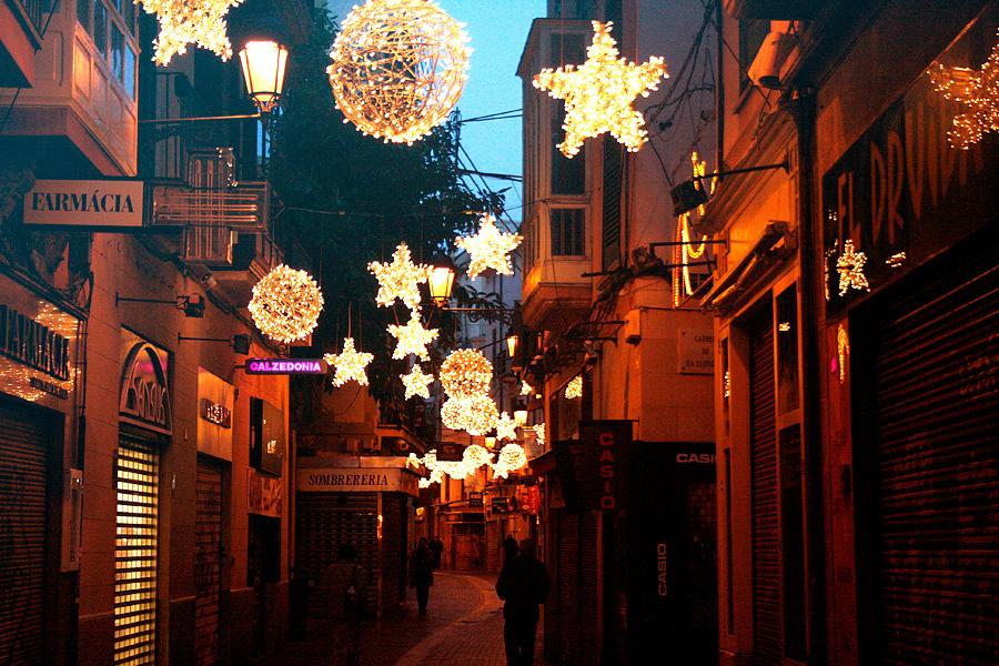 Jultider i Palma