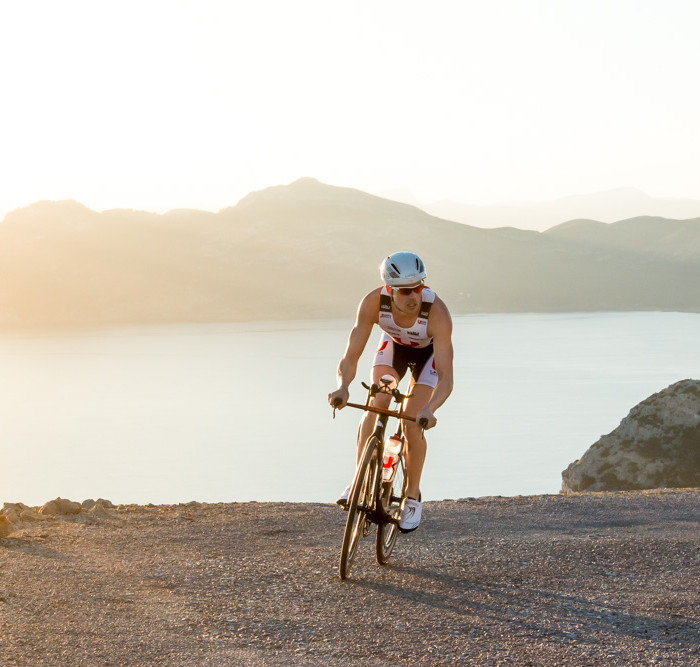 Sportfoto: Cykling med Andreas Lindén