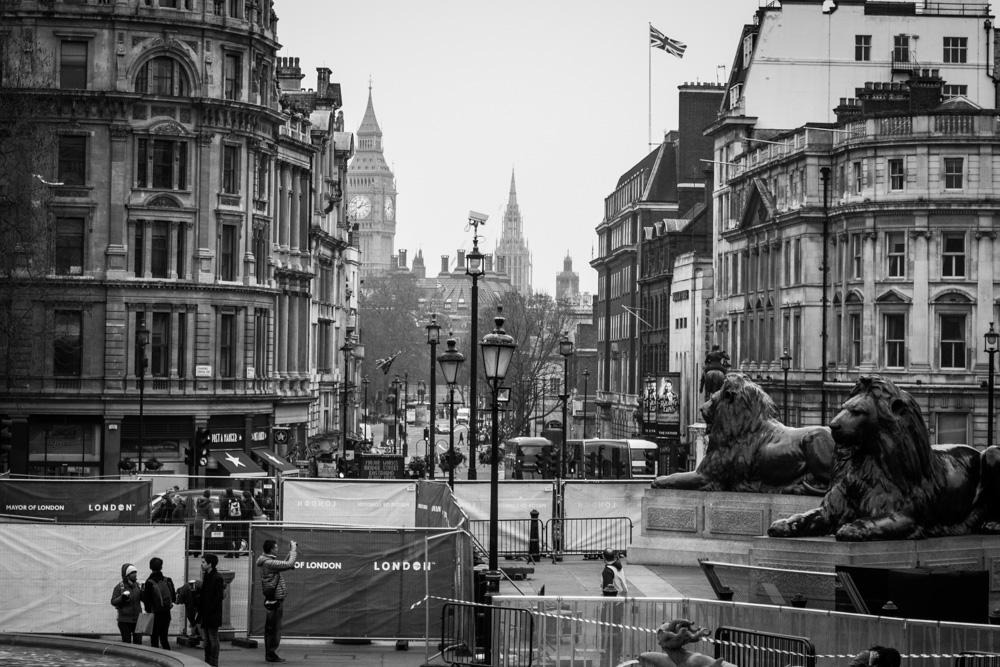 London Greyscale