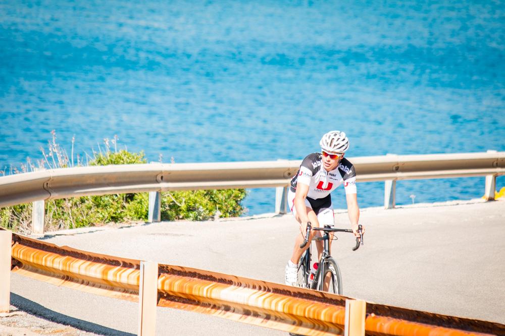 Sportfotografering i Port de Sóller