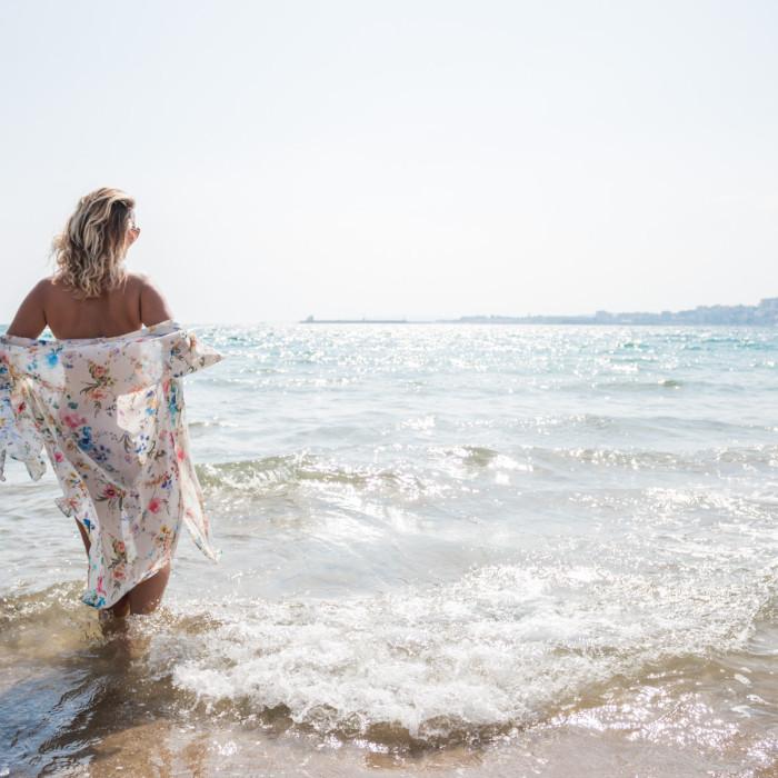 Lifestyle-fotografering på Mallorca: Caroline Sveistrup