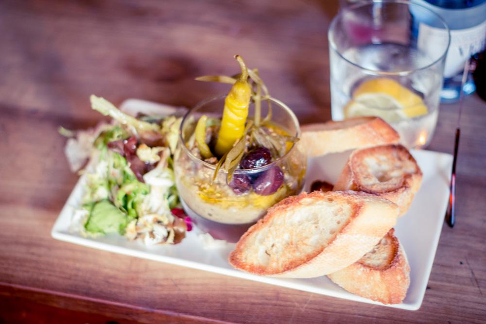 Lunch på stan – Café L'Antiquari