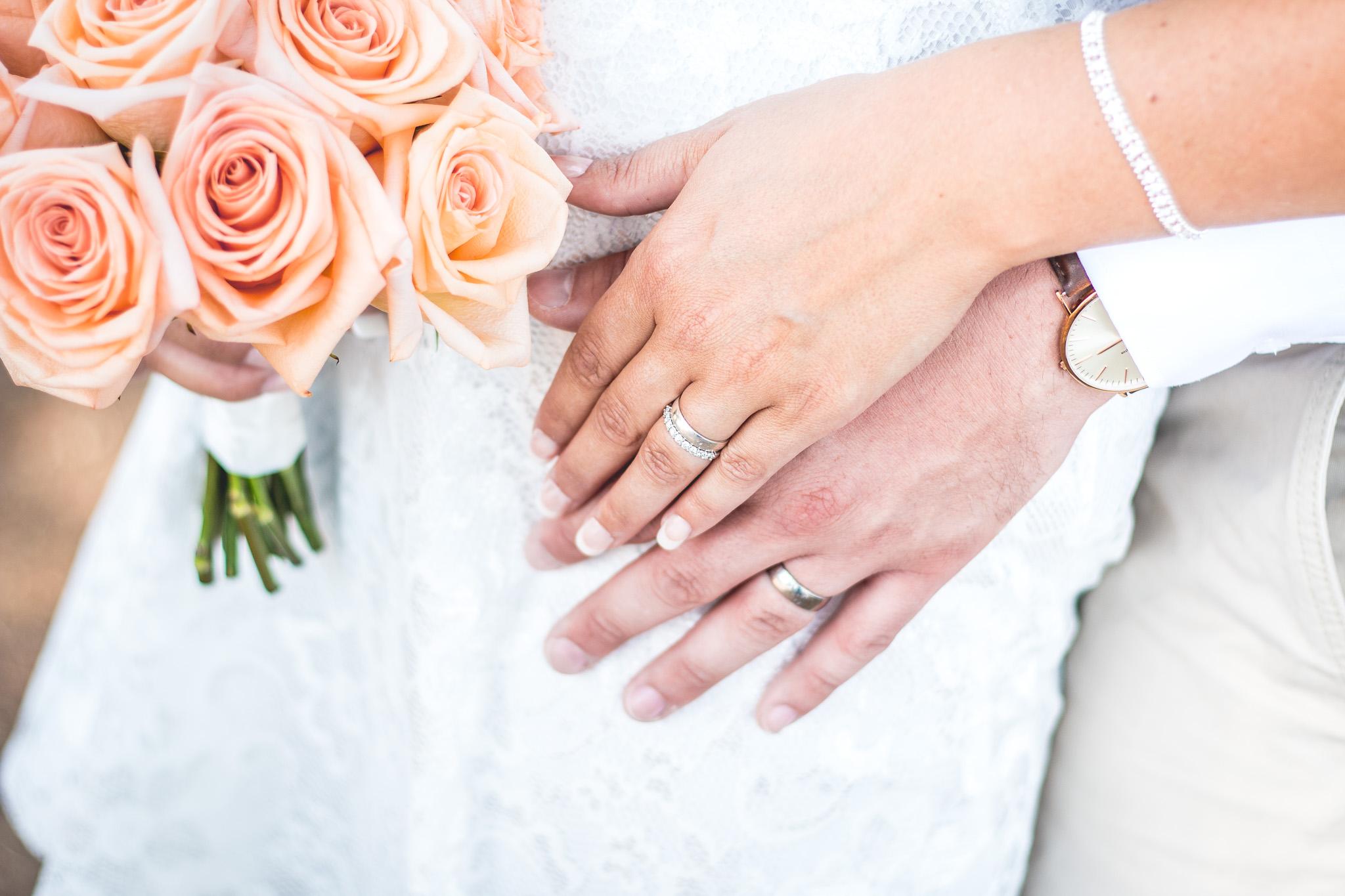 Bröllopsfotografering i Alcanada