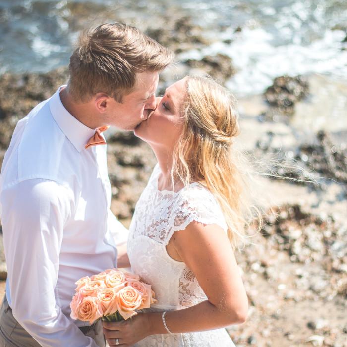 Bröllopsfotografering Mallorca: Louise & Alex