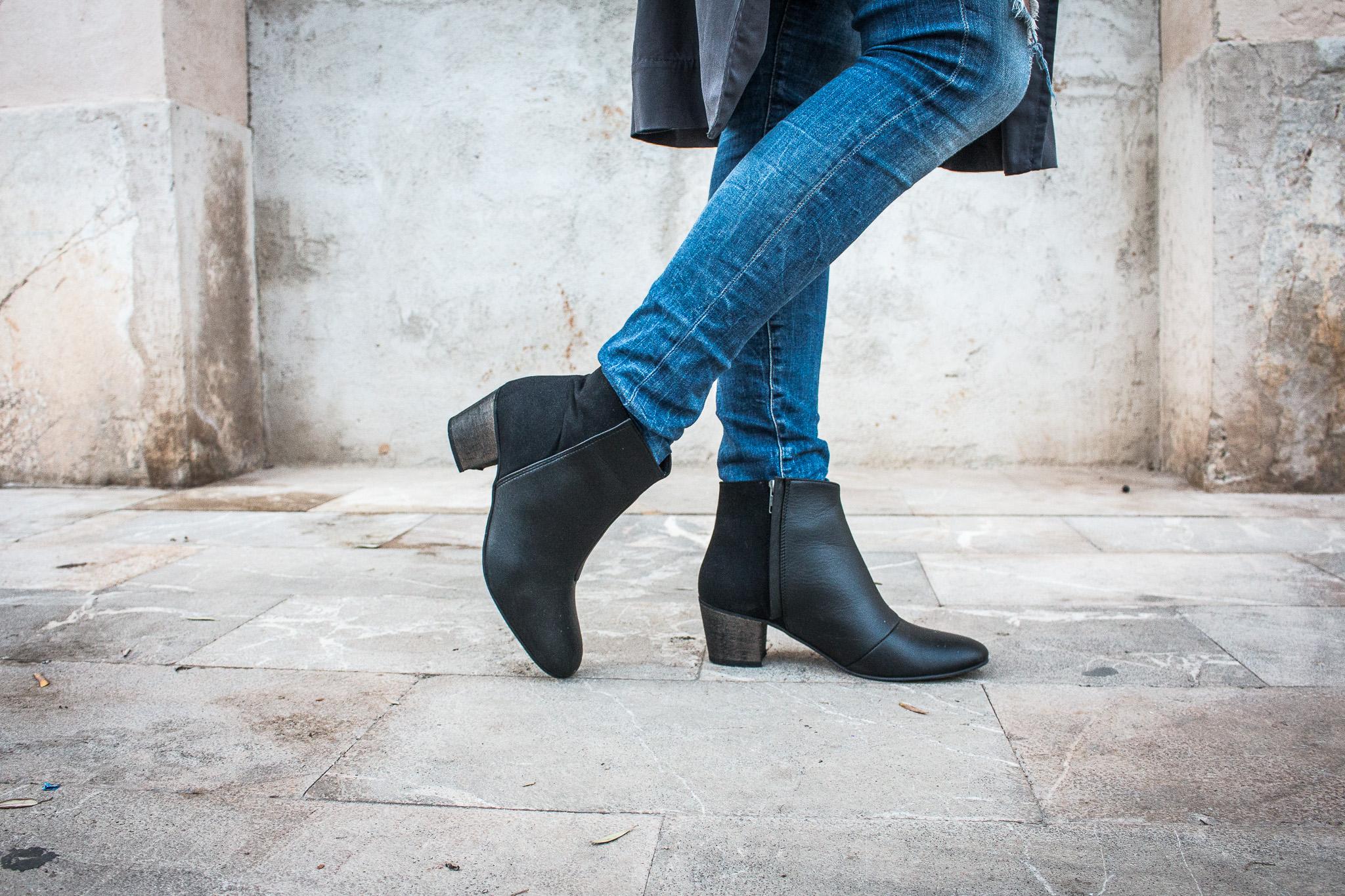 Veganska accessoarer – Skor och ryggsäck