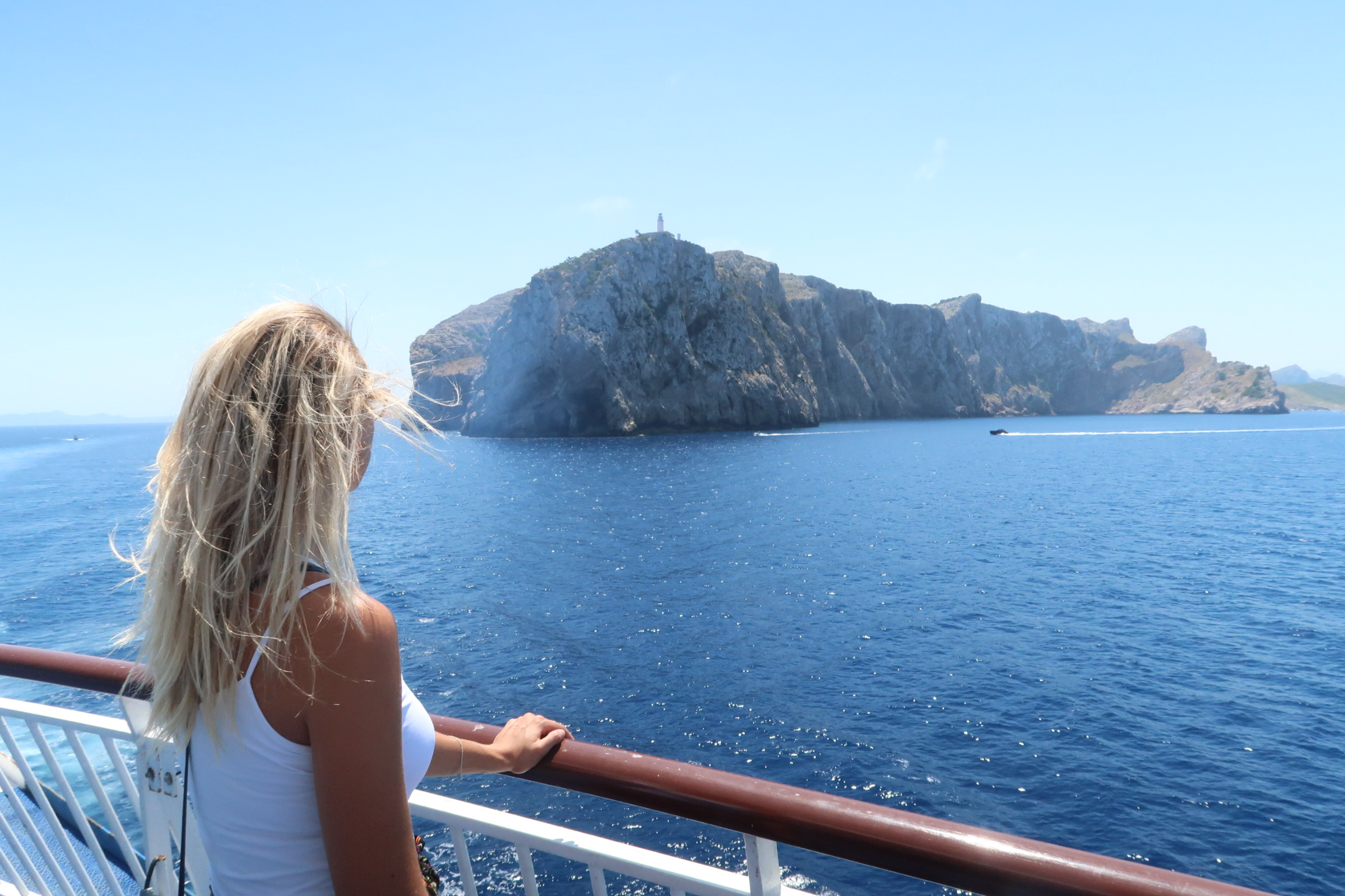 Hejdå Mallorca, hejdå värmebölja