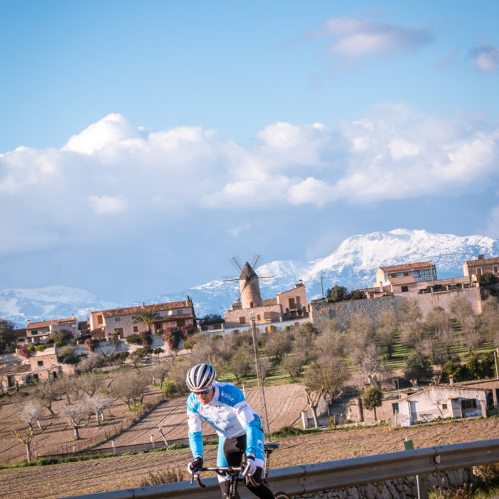 Sports photography: Road bike