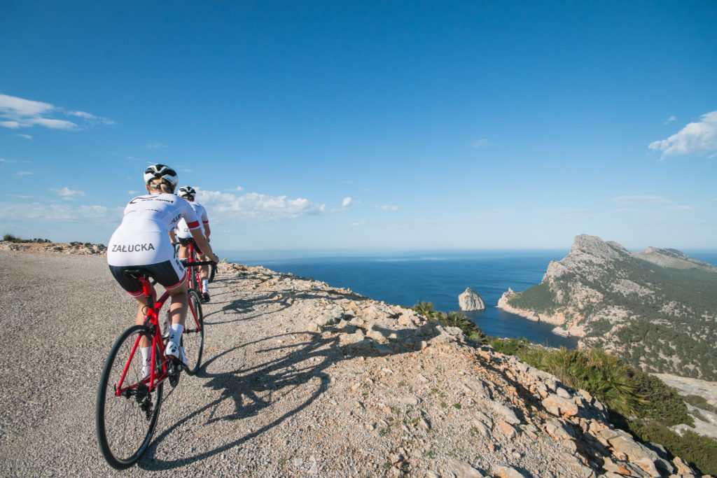 cycling in formentor mallorca