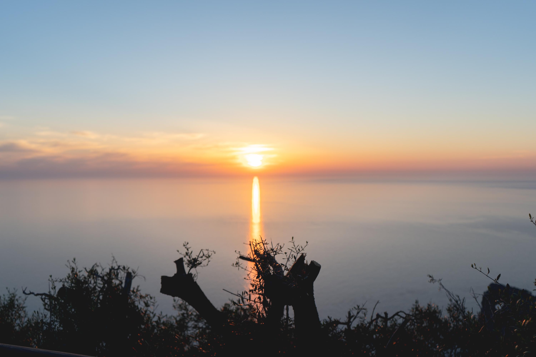 Best sunset in Mallorca – Sa Foradada