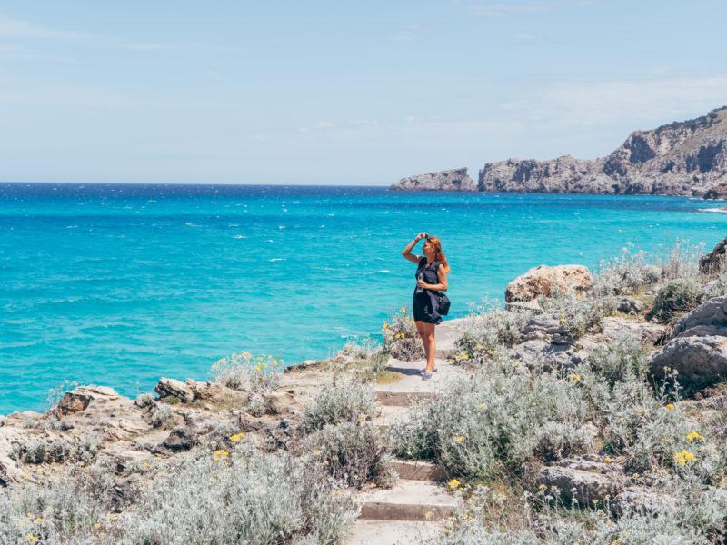 Ännu en dag på norra kusten – Cala Mesquida