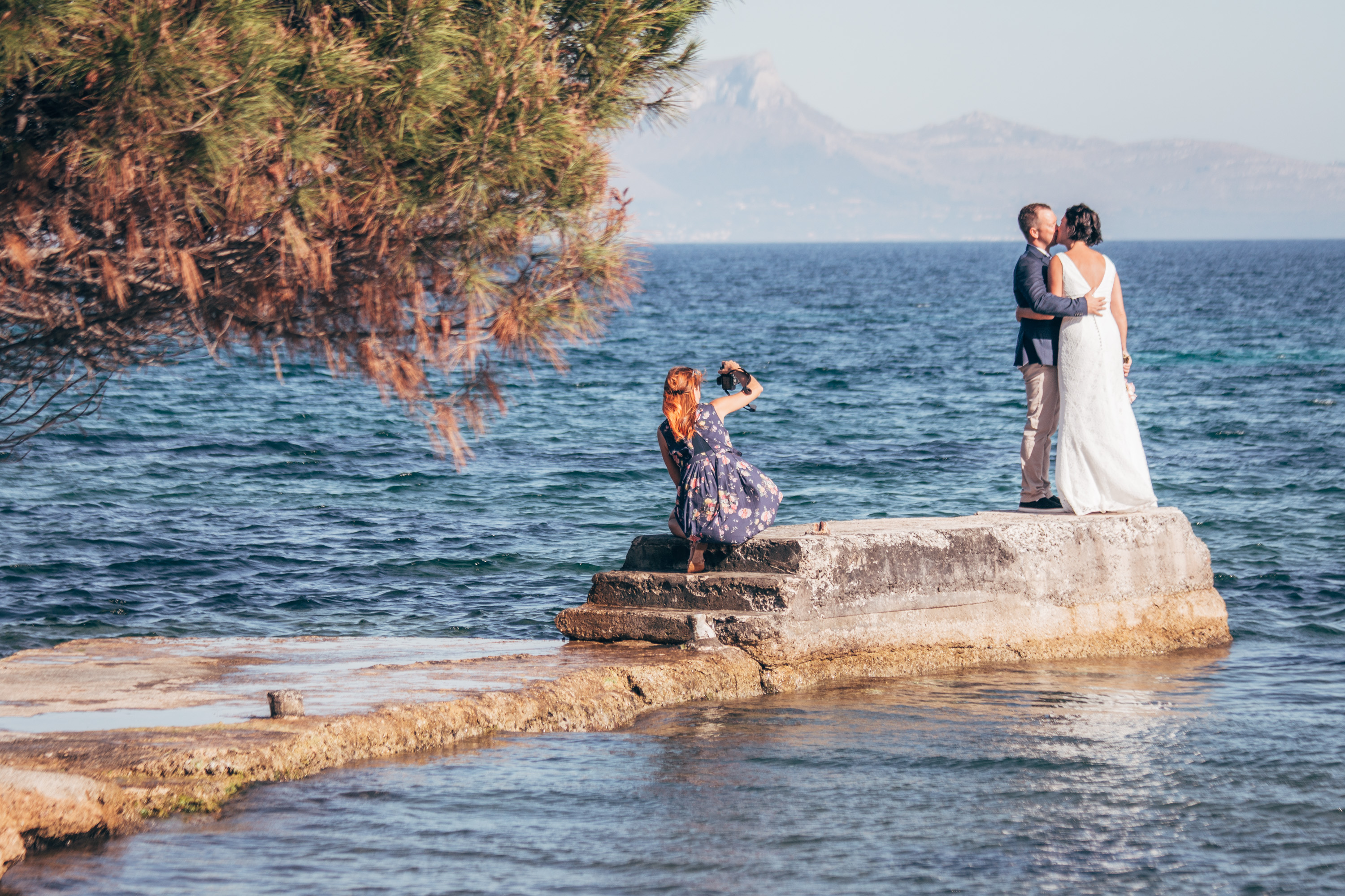 Ready for September weddings in Mallorca + Behind the scenes
