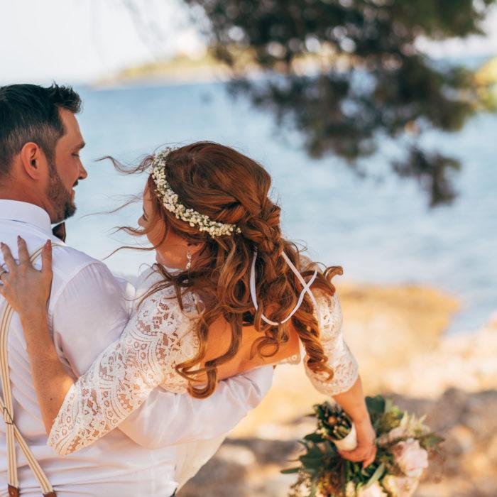 Bröllop i Alcanada, Mallorca – Lina & Jonas